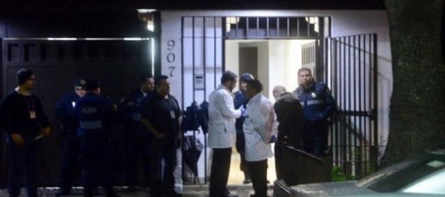 Mujer envenena a sus tres hijos, al abuelo, y luego se suicida, en la Magdalena Contreras