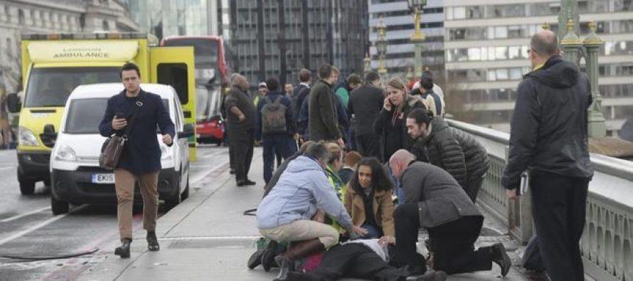 Terroristas que atacaron Londres planeaban dañar con un camión de gran tonelaje