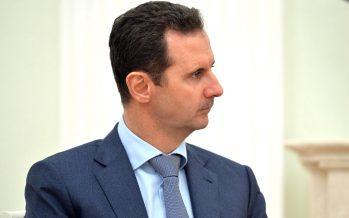Assad responde a las ofensas de Trump