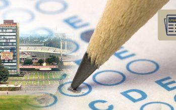 Publica UNAM resultados de selección a nivel licenciatura