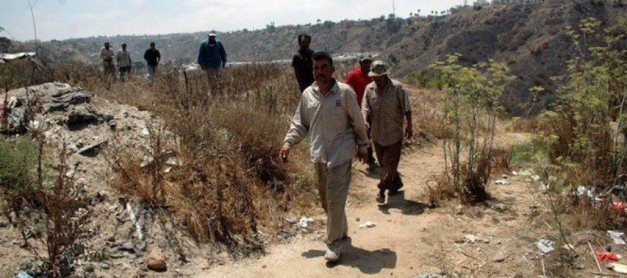 Cien mexicanos muertos, al intentar cruzar a EU en 2017