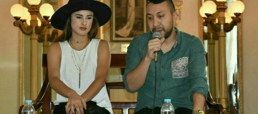 Conferencia de Prensa: Desde la frontera de Ciudad Juárez y El Paso llega al corazón de la Ciudad de México, The Chamanas