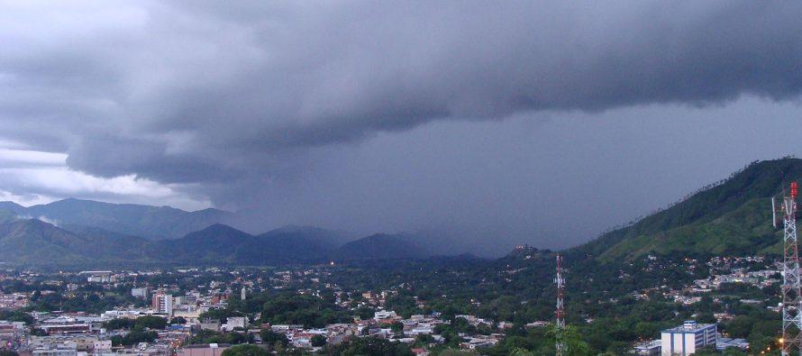 Se registrarán lluvias en la mayor parte del país