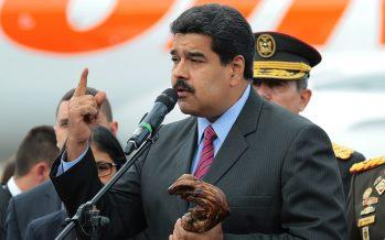 Maduro ordena devolver tierras arrebatadas a campesinos
