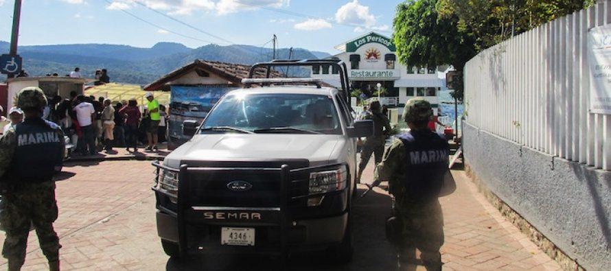 SEMAR entrega a siete elementos dedicados al secuestro