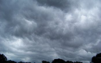 Alerta amarilla en Cd. Juárez por lluvias y tormentas eléctricas