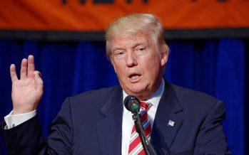 """Trump: el """"calentamiento global"""" vendría bien contra el frío"""