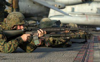 Estados Unidos, Rusia y China tienen los ejércitos más poderosos