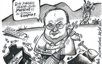 Morelos, estado limpio