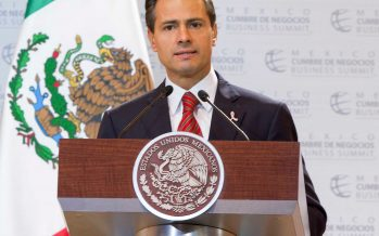 México seguirá trabajando por educación de calidad: Peña Nieto