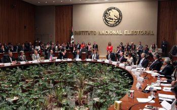 INE multa a partidos por 2.5 millones de pesos