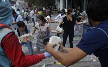 Urgen 200 voluntarios en Gabriel Mancera y Eugenia