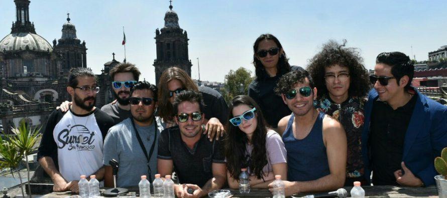 Conferencia de Prensa: MatildeBandllega al Plaza Condesa para presentar su segundo disco