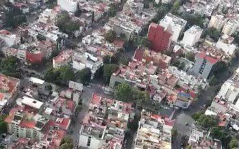 La Ciudad de México se reporta sin novedad