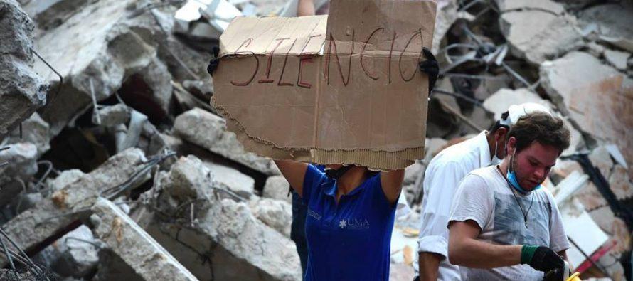 Cuando salí de los escombros, volví a nacer: Edith Valencia