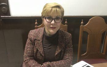 El pueblo le queda grande a los políticos: Celeste Sáenz de Miera