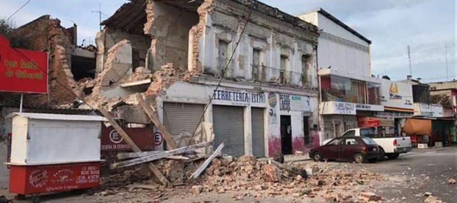 Sedatu anuncia reconstrucción de viviendas en Oaxaca