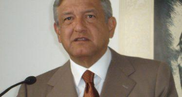 AMLO agradece postura de expresidentes tras resultados