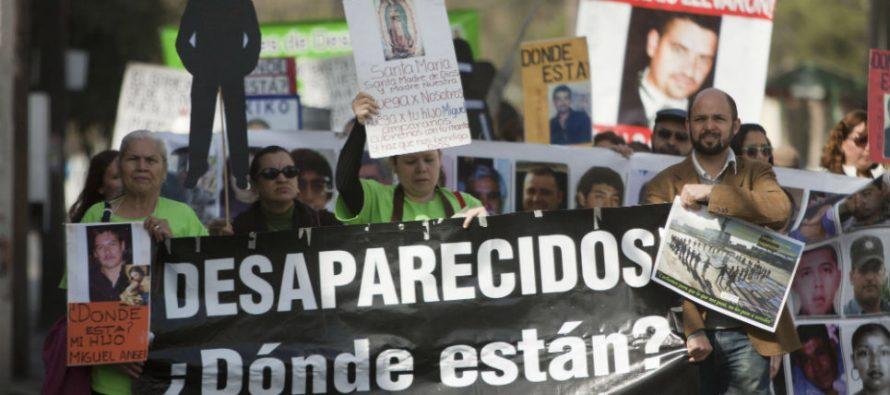 Positiva, la Ley General sobre Desaparición de Personas
