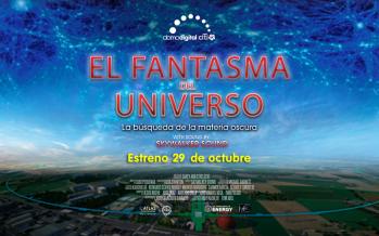 Se estrenóEl Fantasma del Universoen el Papalote Museo del Niño