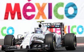 El Sabor de la Fórmula 1 ya está nuevamente en la Ciudad de México
