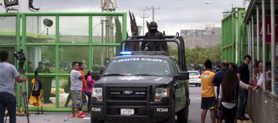 Motín en penal de Cadereyta deja, al menos, 13 muertos