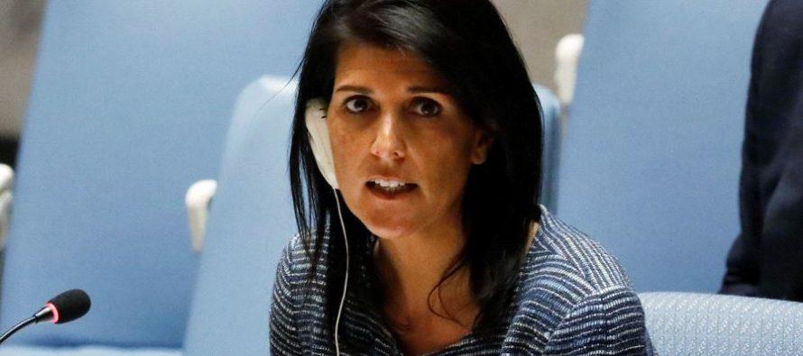 EU puede quitar apoyo a países que desafían su posición en la ONU