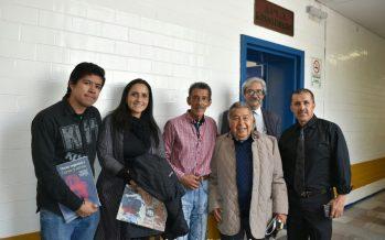 La Soberanía Alimentaria por el Q.B.P. Jorge Méndez Fomperosa en la Facultad de Derecho