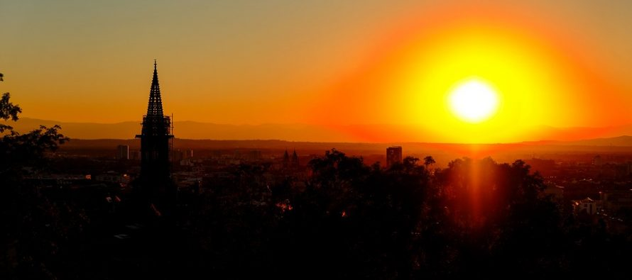 Prevén 35 a 40 grados en occidente, centro, sur y sureste de México
