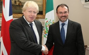 México es más grande que el TLCAN, dice Videgaray en Londres