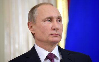 Putin pide realizar investigación de presunto ataque químico