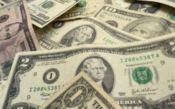 Billete verde retrocede, se ofrece hasta en 18.91 pesos