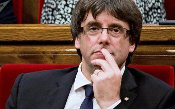 Puigdemont y sus exconsejeros, en libertad condicional
