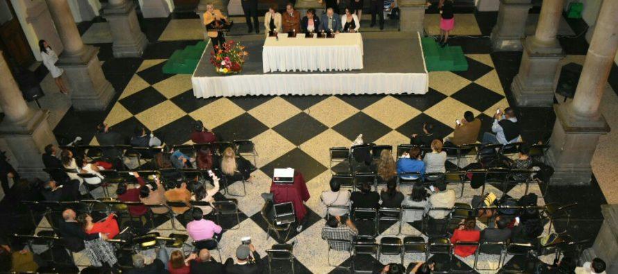 Se llevó a cabo la Primera Entrega de Reconocimientos a Catedráticos Destacados de la UNAM