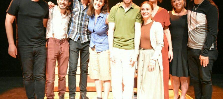 Puesta en escena:Los Ojosreestrena ahora en el Foro Lucerna
