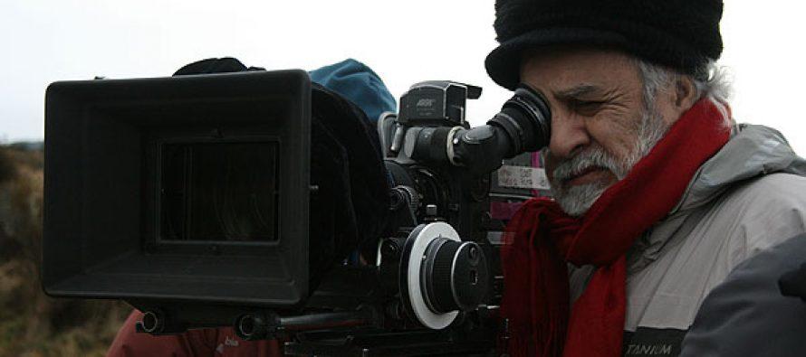 Miguel Littin: Medalla Cineteca Nacional por 50 años de trayectoria cinematográfica