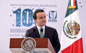 Mikel Arriola quiere ser jefe de Gobierno de la CDMX