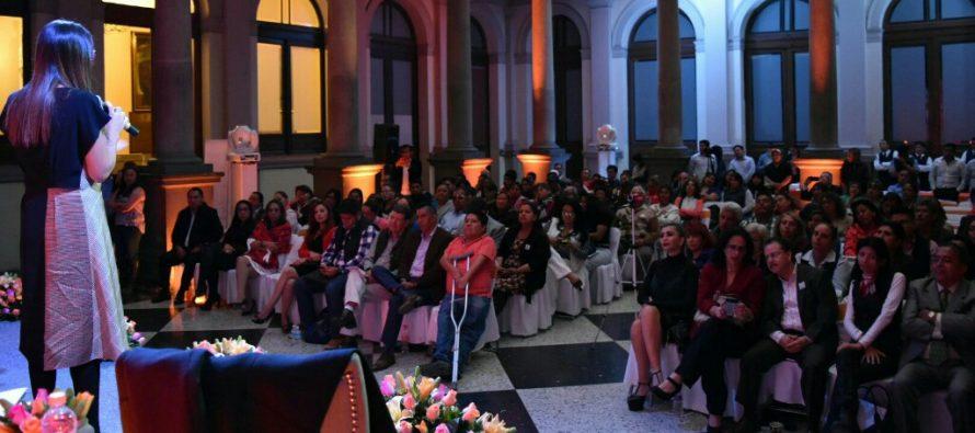 """Clausura del Foro – Capacitación """"Orgullosamente Mujer"""""""