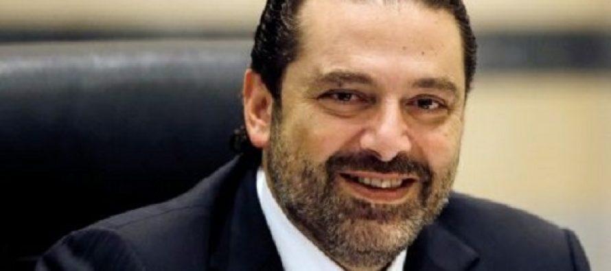 Exige Líbano a Arabia Saudí que permita regreso de Hariri