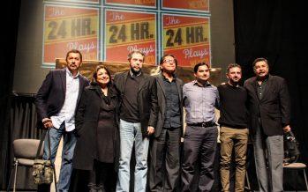 Llega por primera vez al Helénico el concepto: The 24 Hour Plays México
