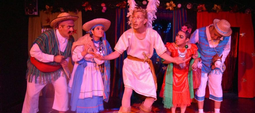 Teatríssimo Producciones presenta: Érase una vez en Belén… ¡Reloaded! en el Teatro Emilliere