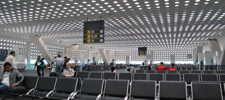 Programa Apoyo al Pasajero Invierno 2017 en aeropuerto