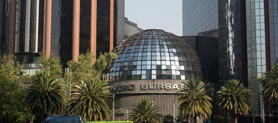 Bolsa Mexicana cierra con avance de 0.37 por ciento
