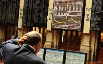 Bolsas europeas cierran sus operaciones con números rojos