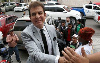 """Candidato opositor pretende probar el """"fraude"""" electoral en Honduras"""