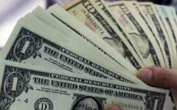 Dólar cierra última jornada del año a la baja, se vende en 20.04 pesos
