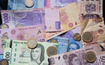 Actividad económica crece 4.5 por ciento en abril