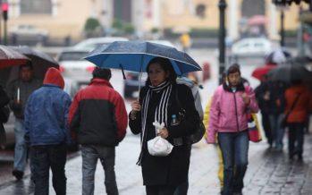 Estados del sur y sureste de México tendrán lluvias por la tarde