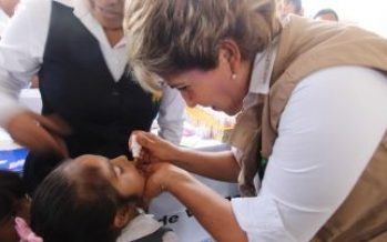 Fomentan en Tijuana vacunación a niños para prevenir rotavirus