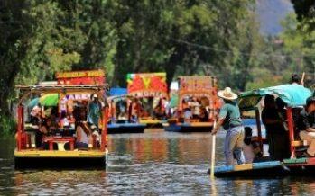 Habitantes de Xochimilco festejan este jueves al Niñopa